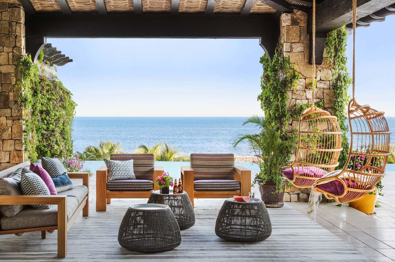 decordemon: A beachfront Mediterranean style villa in Cabo ...