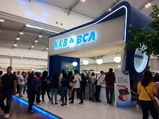 Penawaran Bunga Spesial KKB BCA