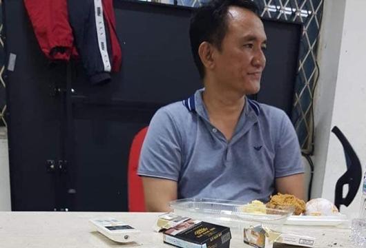 Wanita di Kamar Hotel Bareng Andi Arief Diduga Artis
