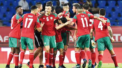 curiozitati Maroc-Russia 2018