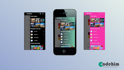 App-Like Mega Menu with CSS3 and jQuery - AM Menu