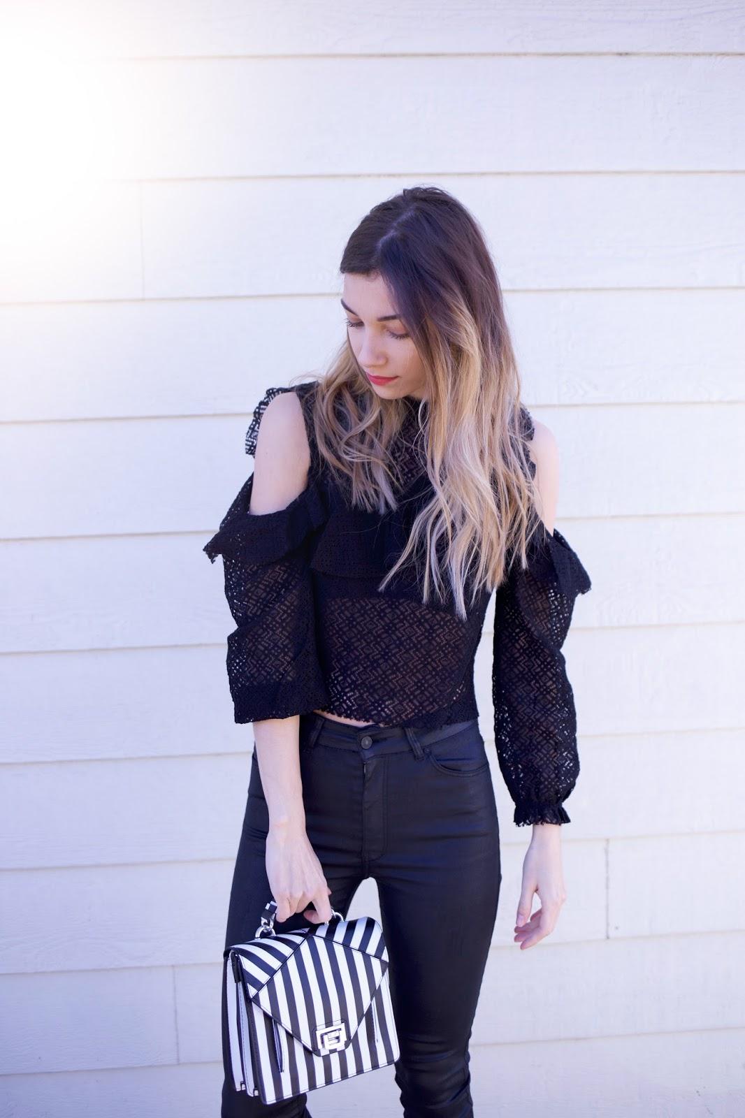 Maeva Dck, Zara, Lookbook
