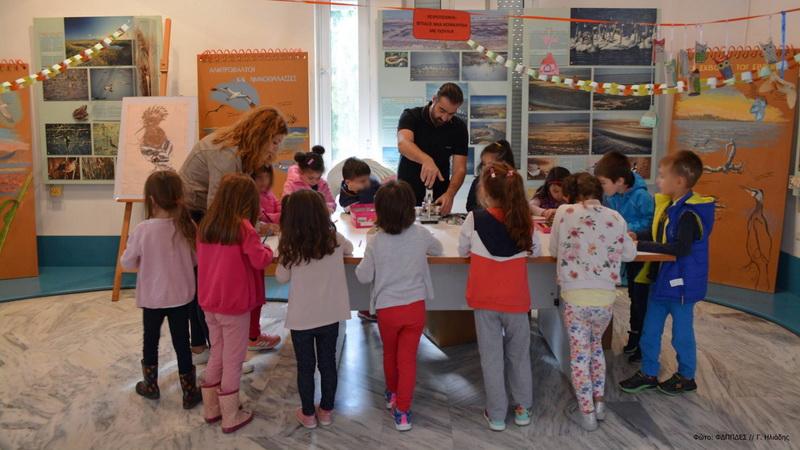 Γιορτάστηκε στο Δέλτα του Έβρου η Ευρωπαϊκή Γιορτή των Πουλιών