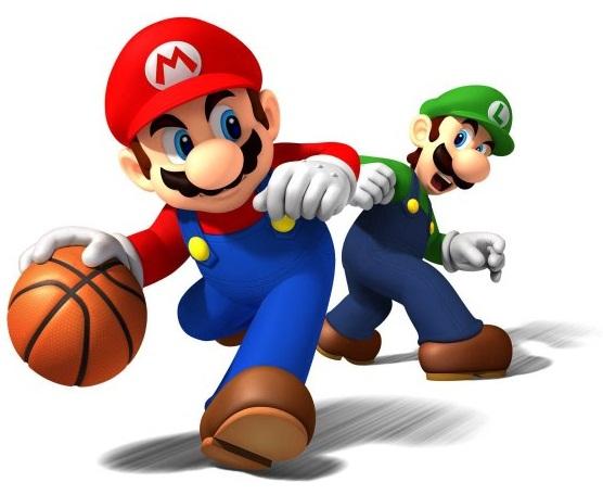 Baú Da Web: Desenhos Super Mario Para Colorir