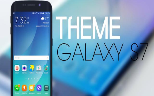 حول شكل هاتفك الأندرويد إلى Samsung galaxy s7 الجديد بطريقة بسيطة