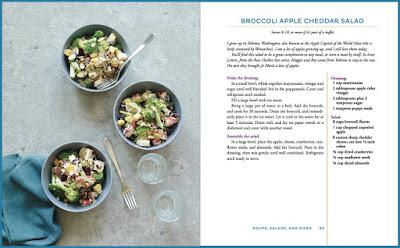 Debbie Macomber's Broccoli, Apple, & Cheddar Salad