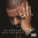 DJ Khaled - Kiss the Ring (Deluxe Version) Cover