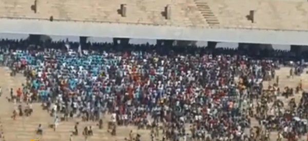 News ETHIOPIA (VIDEO): football fans clashed with security forces in Bahir Dar