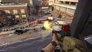 لعبة حربيه حديثه للموبايل 2018 , احدث العاب الموبايل Mission Impossible تحميل مباشر