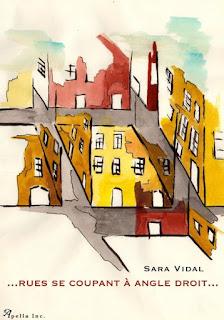 Sara Vidal ... Rues se coupant à angle droit...