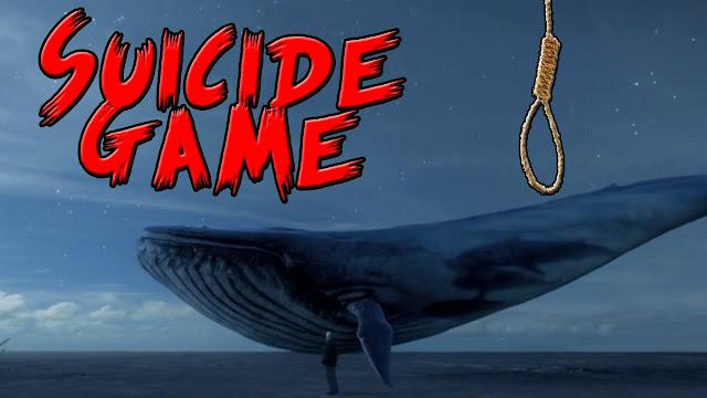 """لعبة"""" الحوت الأزرق"""""""