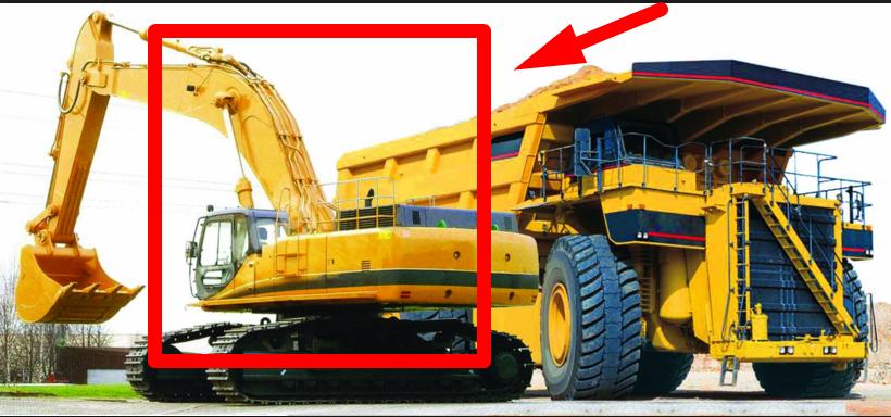 KUNING : Mengapa Kendaraan Berat Berwarrna Kuning? ...Warna Kuning  Menyimpan Seb....