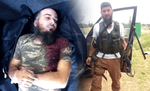 Informasi ISIS: Foto asli Sami Abdullahu yang mirip dengan ketua ISIS