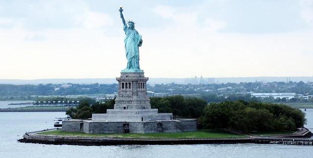 Sejarah Berdirinya Patung Liberty di Amerika Serikat