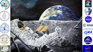 Επικοινωνία μαθητών με κοσμοναύτη του Διεθνούς Διαστημικού Σταθμού σε τροχιά