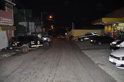 Guarda Municipal de Jundiaí realiza ação conjunta com Polícia Civil e detém foragido da justiça