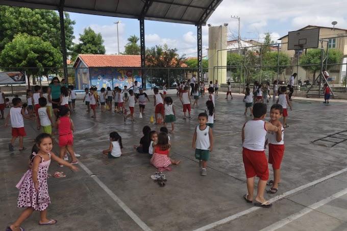 Prefeitura de Crateús realiza Projeto Ceará Cresce Brincando