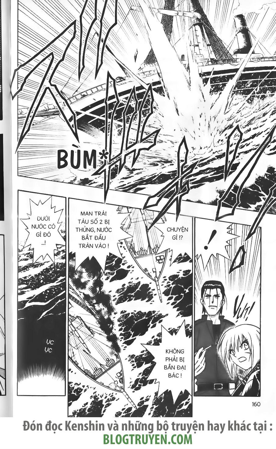 Rurouni Kenshin chap 236 trang 12