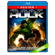 El Increible Hulk (2008) Full HD 1080p Audio Dual Latino-Ingles