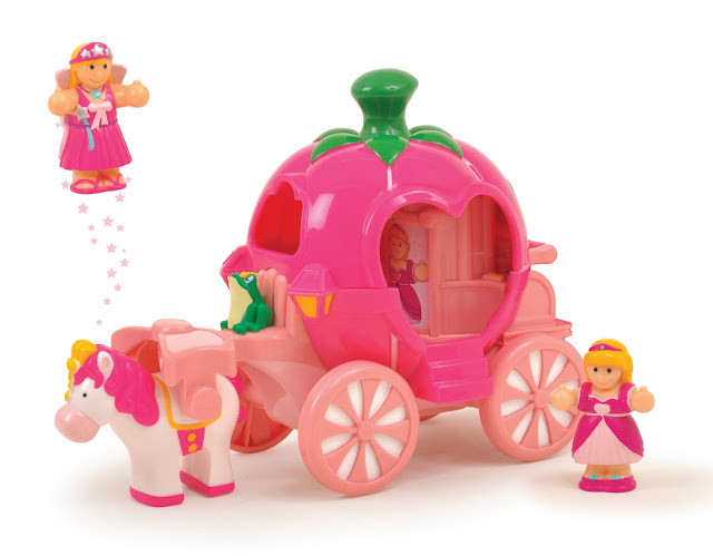 Pippa's Pumpkin Carriage by WOW Toys