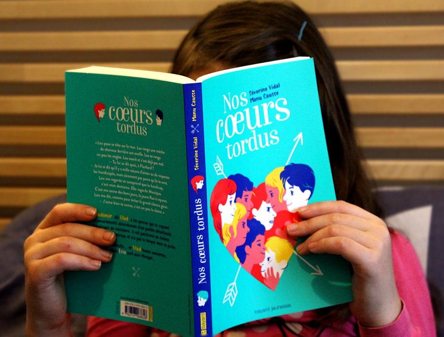 Nos cœurs tordus - prix Gulli du roman 2017