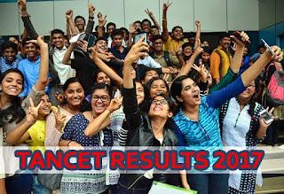 TANCET 2017 Results, TANCET Result 2017 Date, Anna University TANCET Result 2017