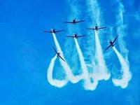 Muncul Lafaz Allah Saat Aerobatik TNI Angkatan Udara, Ini Penjelasan TNI