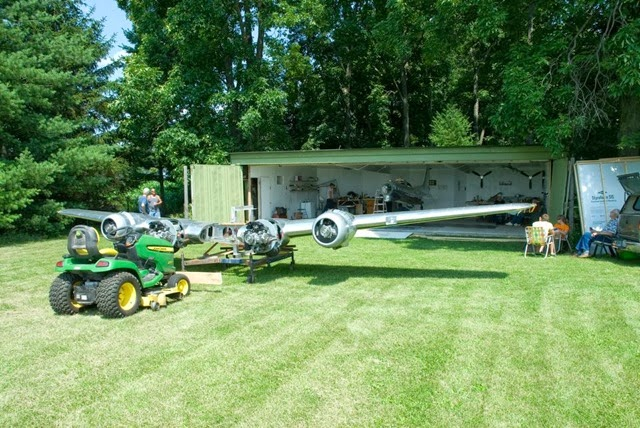 Live Your Aviation Dream at Whiteplains Plantation (SC99): 1/3 Scale ...
