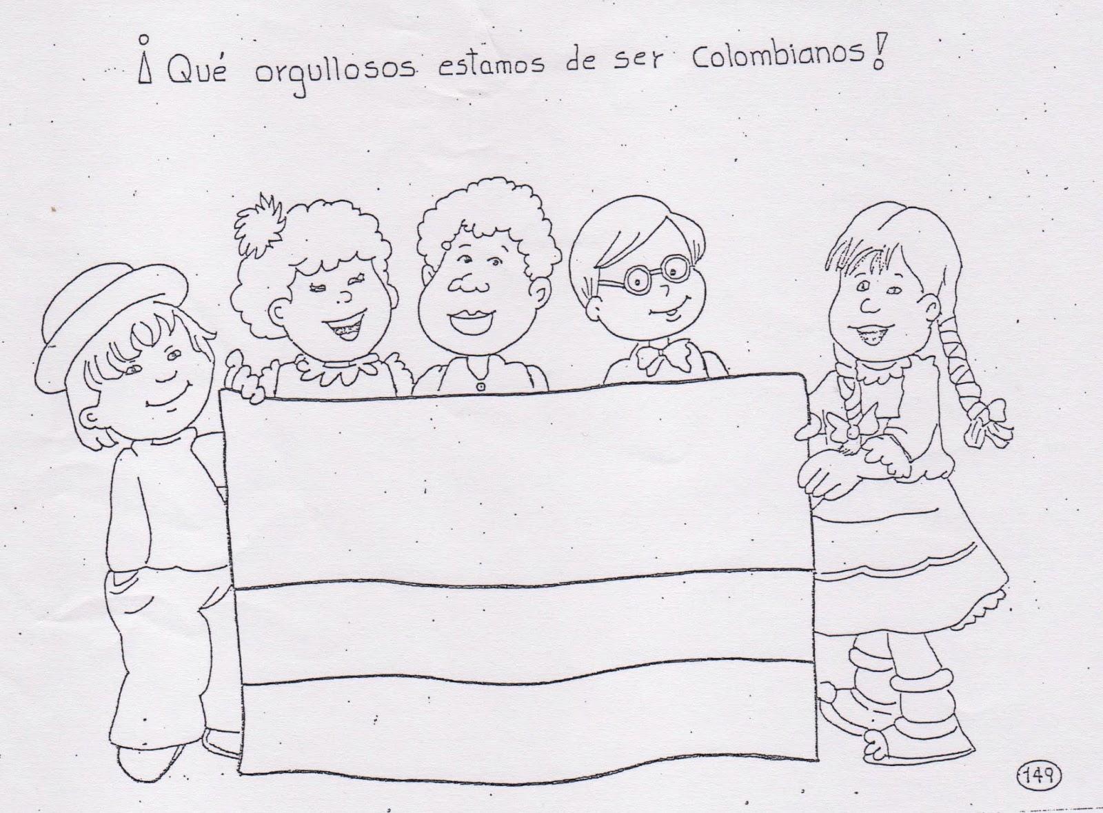 Excepcional Julio Para Colorear Festooning - Ideas Para Colorear ...