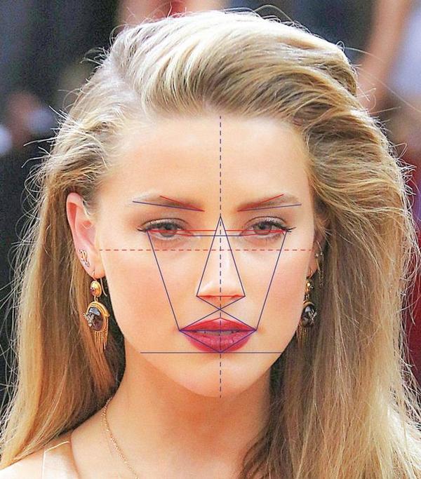 Amber Heard Face
