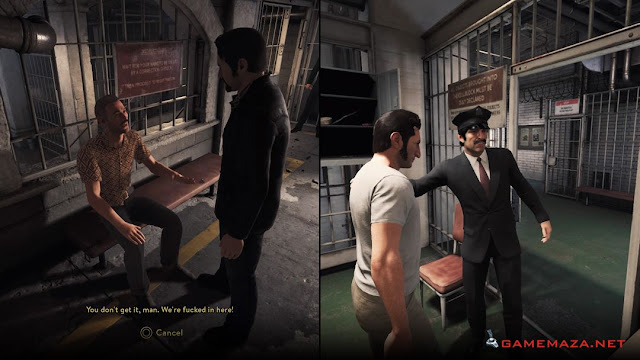 A Way Out Gameplay Screenshot 4