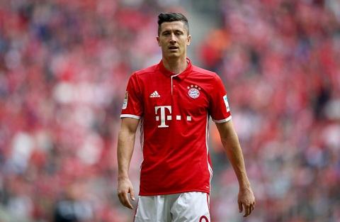 Lewandowski từng là tài sản vô giá đối với Bayern