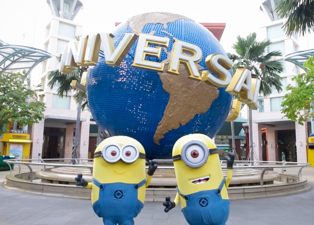 Tiket Universal Studios Singapura USS Tripvisto