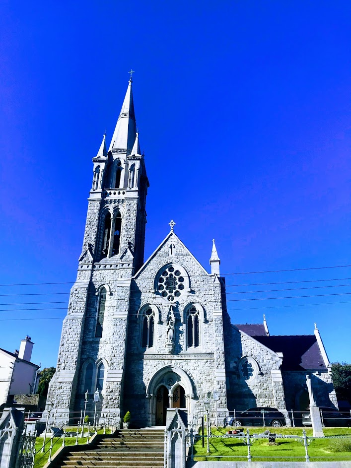 Patrick Comerford Holy Cross Church Gives Charleville A Spiritual