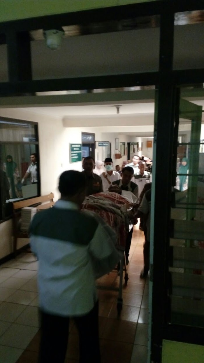 Kondisi Membaik Kyai Hasyim Muzadi Pilih Pulang Ke Rumah