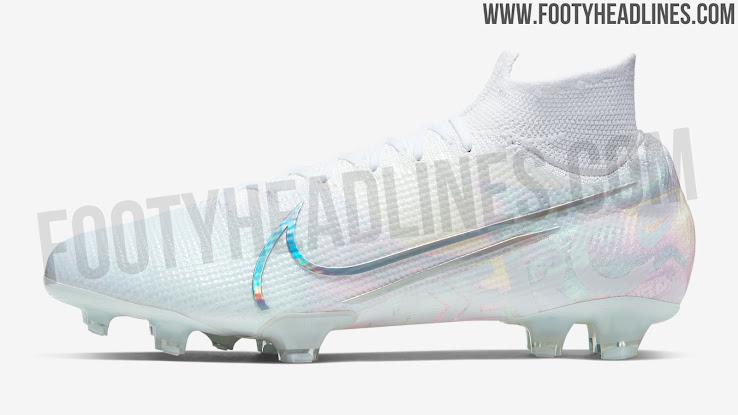 prix le plus bas c9162 f7156 Full Nike 'Nouveau White' Summer 2019 Boots Pack Revealed ...