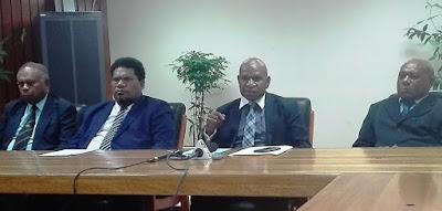 PNG PM Marape disorganized, says Namah