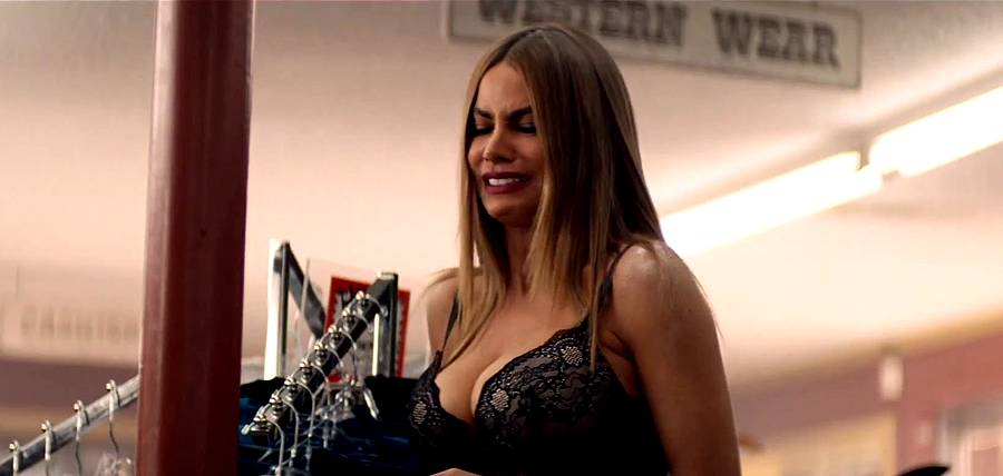 Sofia Vergara în comedia Hot Pursuit