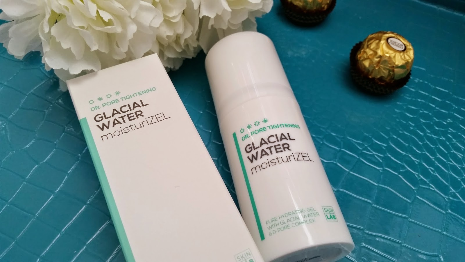 Skin&Lab Dr. Pore Tightening: Glacial Water Moisturizel Review