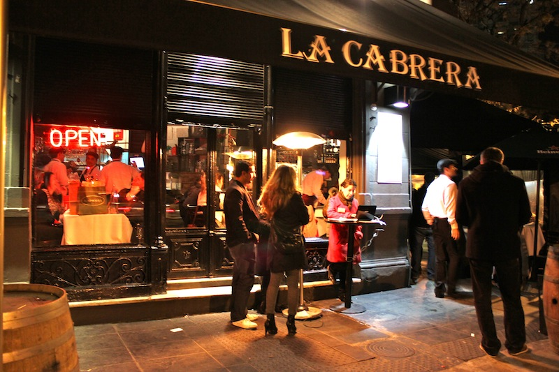 Cabreras Restaurant