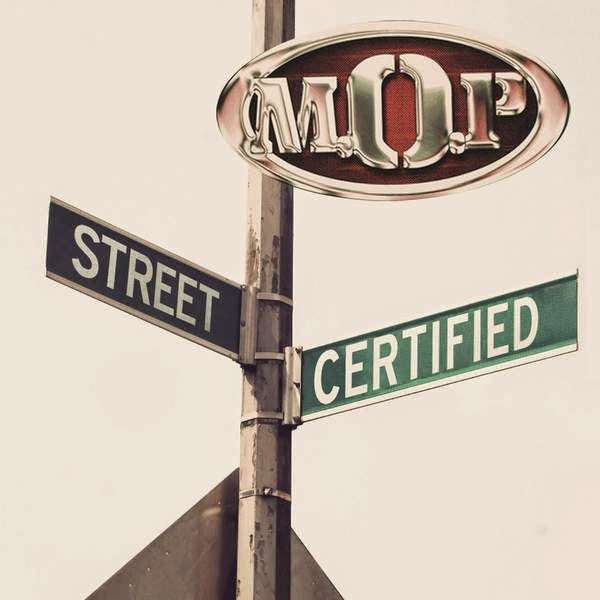 M.O.P. - Street Certified Cover