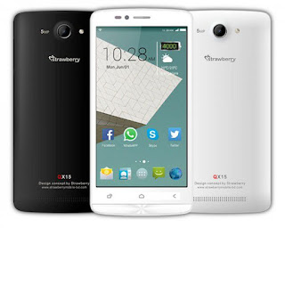 Strawberry QX15 firmware 100% tested without password