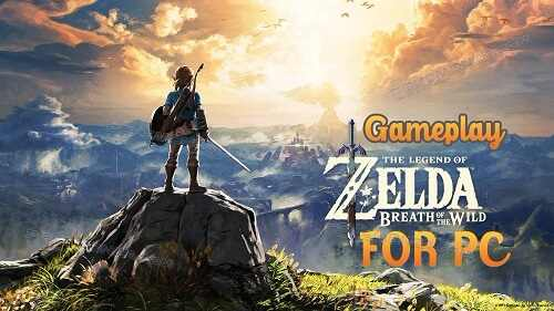 The Legend of Zelda  Breath of the Wild PC