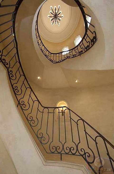 Stairway to heaven, at least in a light weight girl's mind