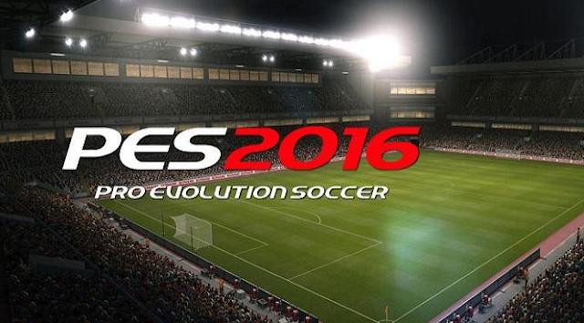 Download gratis Pro Evolution Soccer 2016 (PES 2016) Full Version