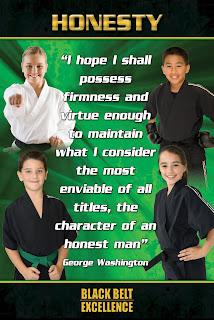 Black Belt Excellence for September part 1
