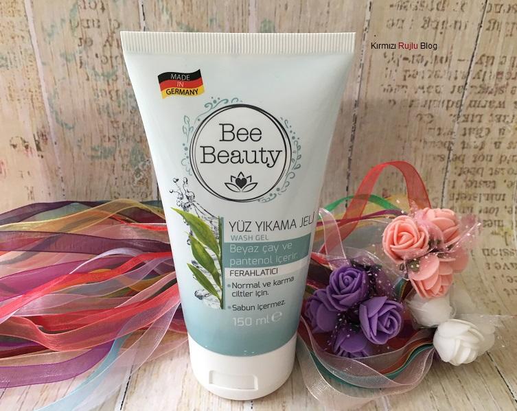 Bee Beauty Ferahlatıcı Yüz Yıkama Jeli