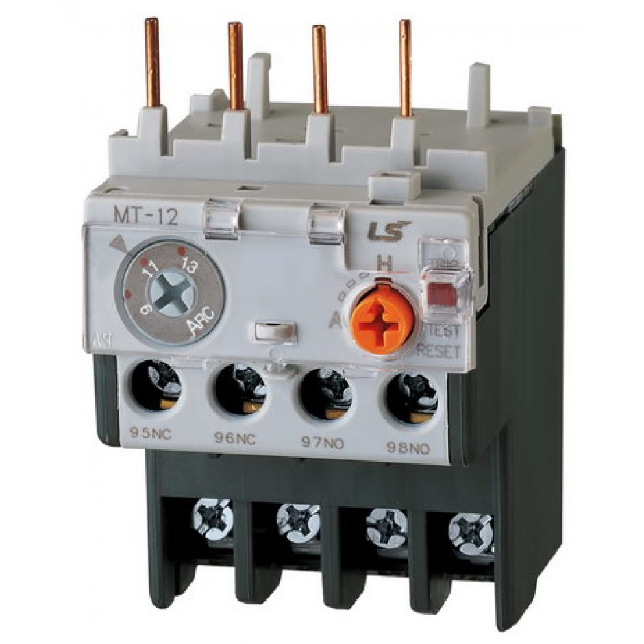 Thermal Over Load Relays Electrical Blog Relay For