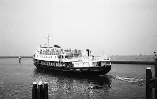boot naar vlieland
