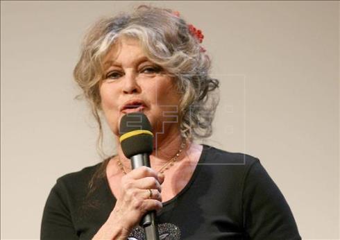 Imagem de arquivo da aatriz francesa Brigitte Bardot. EFE/Arquivo
